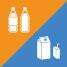 Scheidingsinformatie over Afhaalpunten plastic zakken