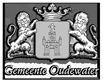 Het wapen van de gemeente OUDEWATER